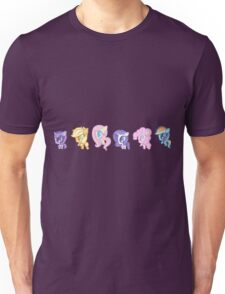 Weeny My Little Pony- Mane Six T-Shirt