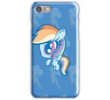 Weeny My Little Pony- Rainbow Dash iPhone Case/Skin