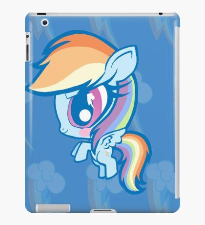 Weeny My Little Pony- Rainbow Dash iPad Case/Skin