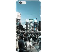 Shibuya Intersection iPhone Case/Skin