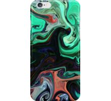 Liquid Swirl iPhone Case/Skin