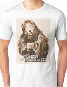 Wizard of Oz Lion Unisex T-Shirt