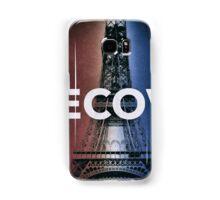 RECOVR PARIS (DARK) EIFFEL TOWER Samsung Galaxy Case/Skin