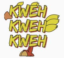Chocobo (Final Fantasy) - Kweh! One Piece - Short Sleeve