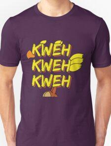 Chocobo (Final Fantasy) - Kweh! Unisex T-Shirt
