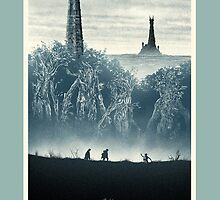 Lord Of The Rings Two Towers by SinisterSix