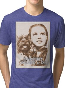 Wizard of Oz Dorothy Tri-blend T-Shirt