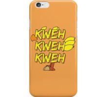Chocobo (Final Fantasy) - Kweh! iPhone Case/Skin