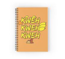 Chocobo (Final Fantasy) - Kweh! Spiral Notebook