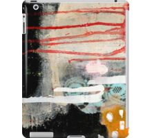 Abstrakt VII iPad Case/Skin