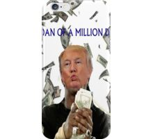 Small loan of a million dollars funny iPhone Case/Skin