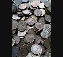 3 Pence coins Unisex T-Shirt