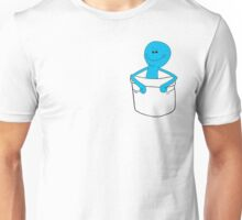 Mr Meeseeks Pocket Tee - Rick and Morty Unisex T-Shirt