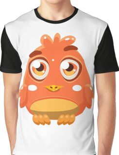 Colorful Bird  #3 Graphic T-Shirt