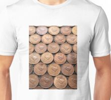 Who's your Farthing? Coins Unisex T-Shirt