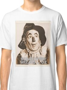 Wizard of Oz Scarecrow Classic T-Shirt