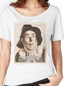 Wizard of Oz Scarecrow Women's Relaxed Fit T-Shirt
