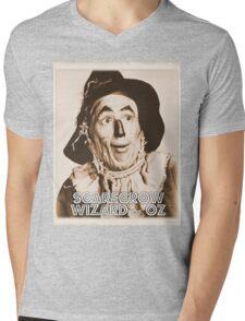 Wizard of Oz Scarecrow Mens V-Neck T-Shirt