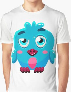 Colorful Bird  #4 Graphic T-Shirt