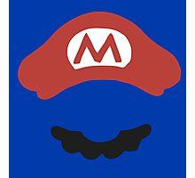 super mario game Photographic Print