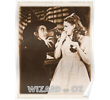 Wizard of Oz Wicked Witch Poster