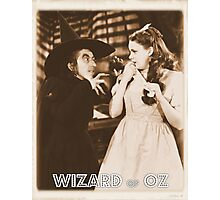 Wizard of Oz Wicked Witch Photographic Print