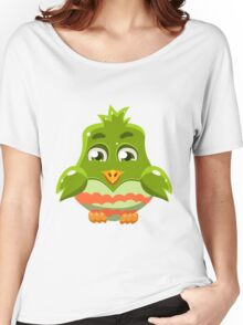 Colorful Bird  #6 Women's Relaxed Fit T-Shirt