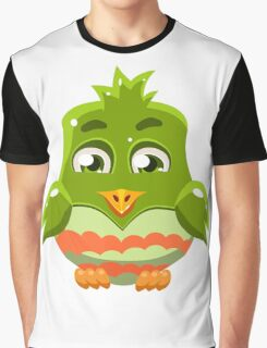 Colorful Bird  #6 Graphic T-Shirt