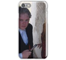 2015 - Doctor Who and Amy Pond cosplayers iPhone Case/Skin