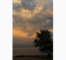 Summer Storm Aftermath - Phenomenal Sky Over the Lake Unisex T-Shirt