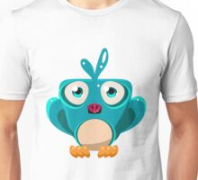Colorful Bird  #7 Unisex T-Shirt