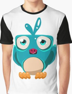 Colorful Bird  #7 Graphic T-Shirt