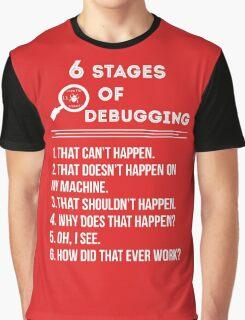 Debugging Graphic T-Shirt