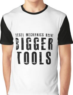 Diesel Mechanic Graphic T-Shirt