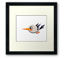 Colorful Bird  #8 Framed Print