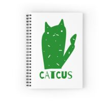 CATCUS Spiral Notebook