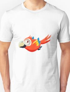 Colorful Bird  #10 Unisex T-Shirt