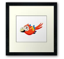 Colorful Bird  #10 Framed Print
