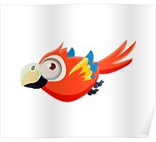 Colorful Bird  #10 Poster