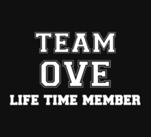 Team OVE, life time member by nathanke