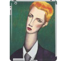 Annie Modigliani iPad Case/Skin