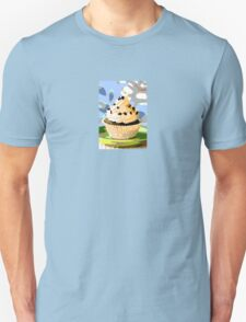 Chocolate Cupcakes with Vanilla Frosting T-Shirt