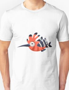 Colorful Bird  #11 Unisex T-Shirt
