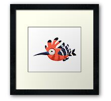 Colorful Bird  #11 Framed Print