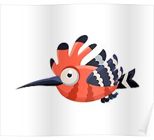 Colorful Bird  #11 Poster