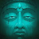 Buddha by Lukas Brezak