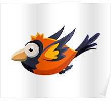 Colorful Bird  #12 Poster