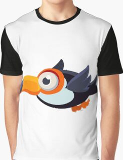 Colorful Bird  #13 Graphic T-Shirt