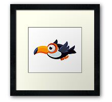 Colorful Bird  #13 Framed Print