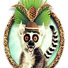 King Julian by John Medbury (LAZY J Studios)